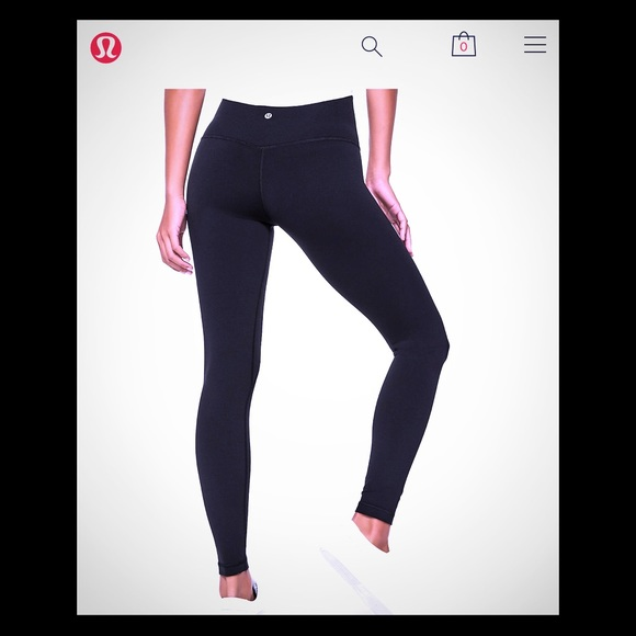 fda8212066 lululemon athletica Pants | Lululemon Brand New 2019 Black Yoga ...